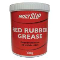 Molyslip Red Rubber Grease